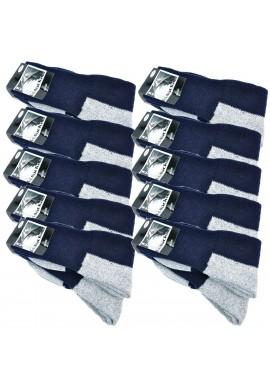 10x2 pak Arbejdsstrømpe med løs elastik